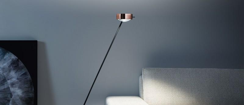 Occhio Sento D LED Lettura Steh- und Leseleuchte