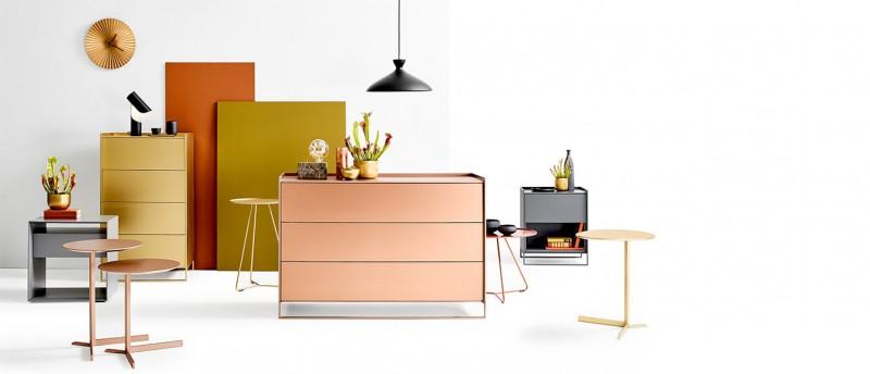 Moeller Design Beistelltisch Kollektion und Sideboard