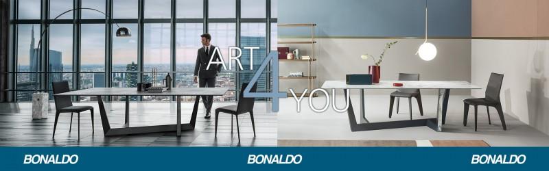 Bonaldo Art4You Kampagne