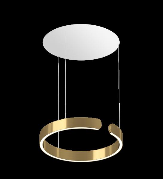 Occhio Mito Sospeso 40 Up Variable Air-Steuerung bronze