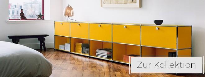 USM Haller Kollektion | USM bietet modulare Möbelbausysteme für zeitgemäße Wohn- und Arbeitsumgebungen. Seit 50 Jahren.