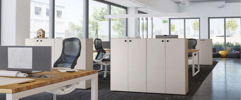 PIURE Link Office Büromöbel Büroschrank Büroausstattung Aktenschrank