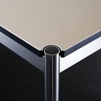 Oberfläche Linoleum beige