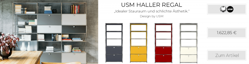 USM Haller Regal