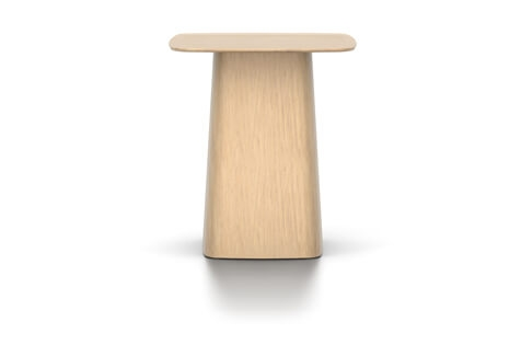 Vitra Wooden Side Table Beistelltisch medium Eiche natur