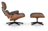 Vitra Lounge Chair & Ottoman (Weihnachtsedition 2017)
