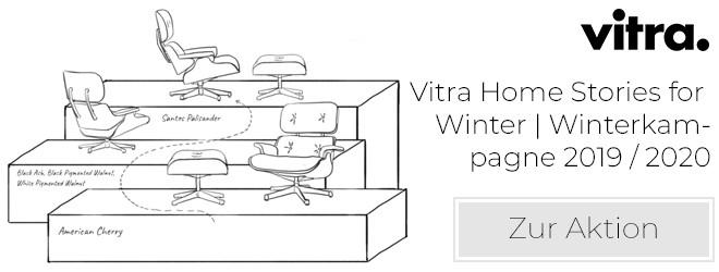 Vitra Winterkampagne 2019 / 2020 - Home Stories for Winter