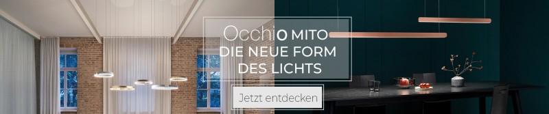 Occhio Mito - Die neue Form des Lichts