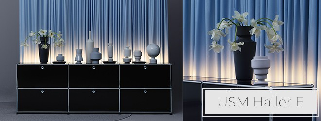 USM Haller E - the classic in a new light