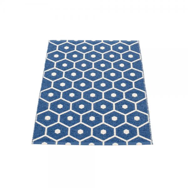 Pappelina Hony Denim 70x100 Teppich & Badvorleger denim