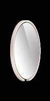 Occhio Mito Sfera 60 Wide mit klarem Spiegel gold matt