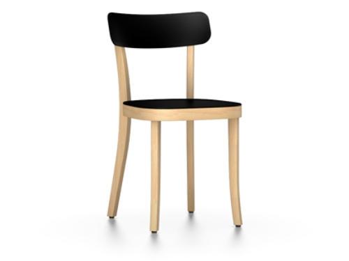 Vitra Basel Chair Buche natur Farbe basic dark