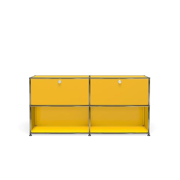 USM Haller Sideboard gelb