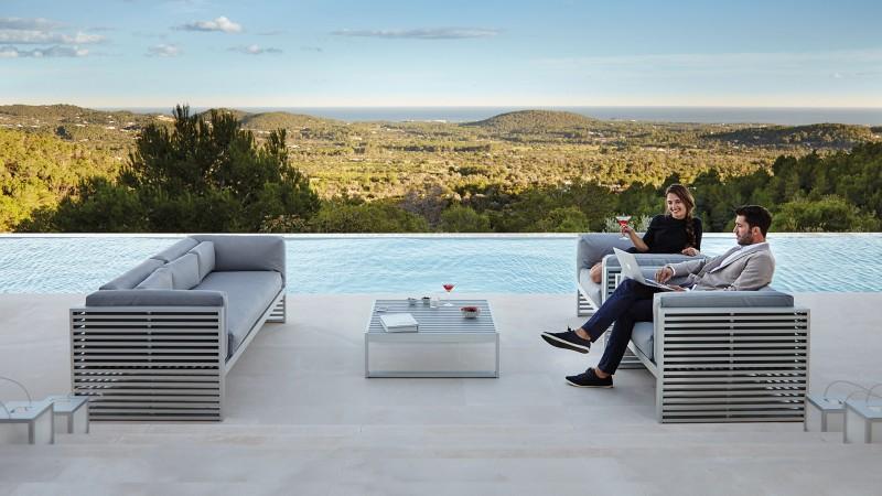 Gandia Blasco DNA Loungemöbel Outdoormöbel