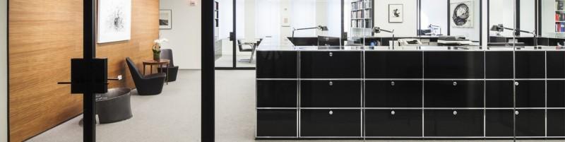 USM Haller Office & Büromöbel