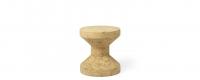 Vitra Cork Family Hocker / Beistelltisch Model A Kork natur