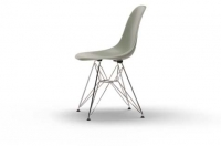 Vitra Eames Fiberglass Side Chair DSR sea foam green UG: chrom
