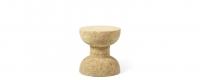 Vitra Cork Family Hocker / Beistelltisch Model E Kork natur