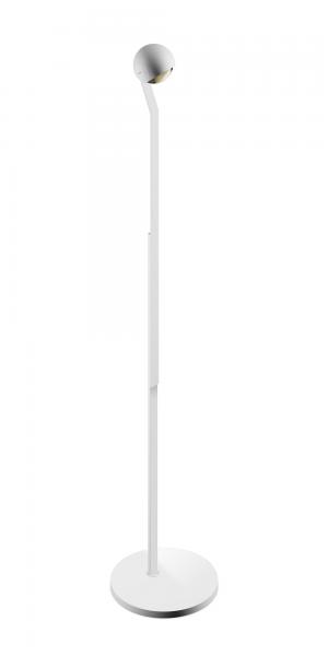 Occhio io LED Lettura Steh- & Leseleuchte weiss matt
