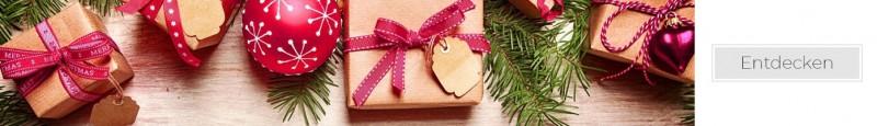 Geschenkideen zu Weihnachten für Sie und Ihn