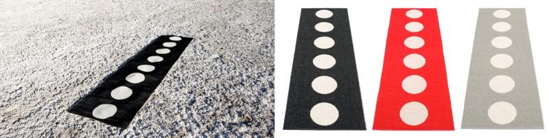 Pappelina Vera Kunststoffteppich