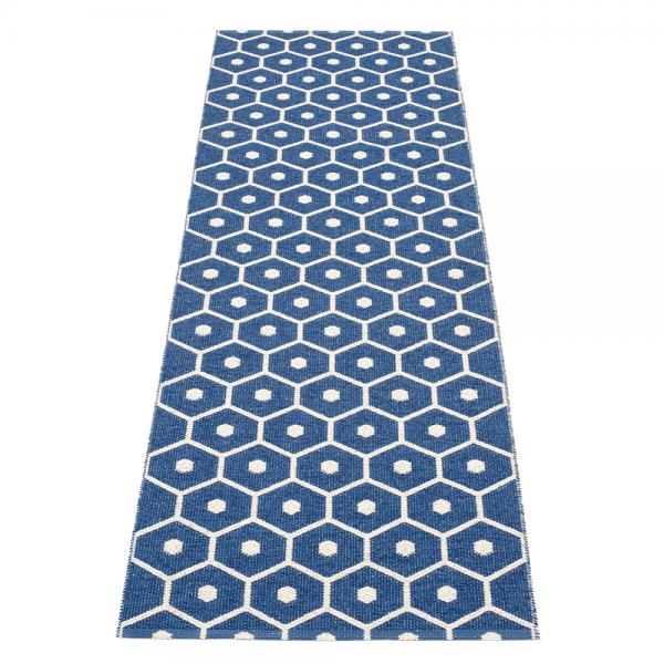 Pappelina Hony Denim 70x225 Teppich & Badvorleger denim