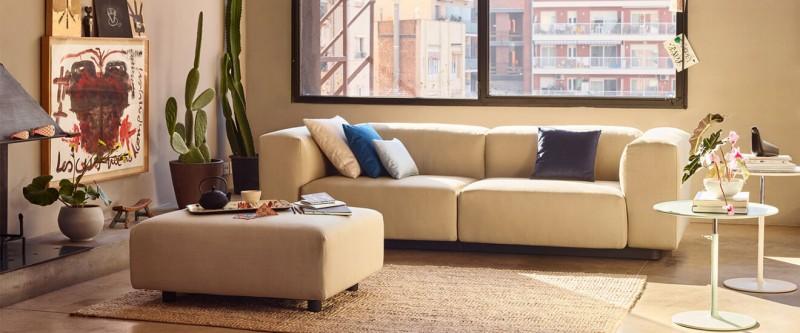 Vitra Soft Modular Sofa