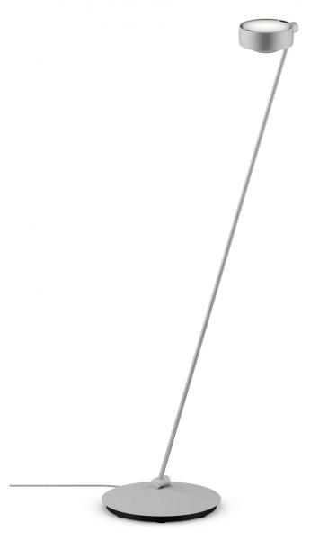 Occhio Sento E LED Lettura 125 Fuß rechts o. links chrom matt