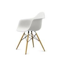Vitra Eames Plastic Arm Chair DAW (neue Höhe) weiß