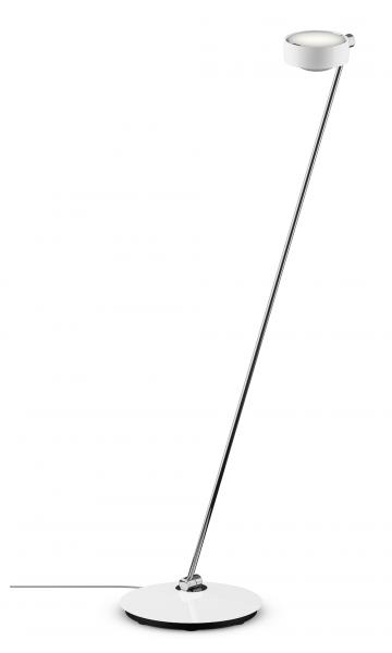 Occhio Sento E LED Lettura 125 Fuß rechts o. links weiß