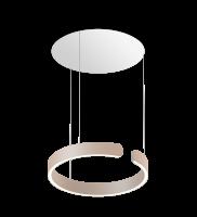 Occhio Mito Sospeso 40 Up Variable Air-Steuerung gold matt