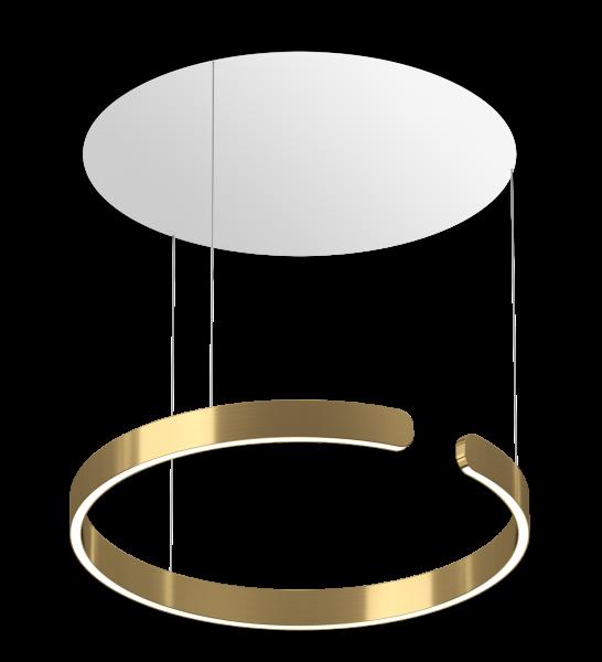 Occhio Mito Sospeso 60 Up Variable Air-Steuerung bronze