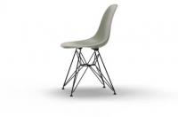 Vitra Eames Fiberglass Side Chair DSR sea foam green UG: basic dark