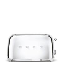 SMEG Retro-Style 2-Scheiben-Toaster, lang TSF02SSEU chrom