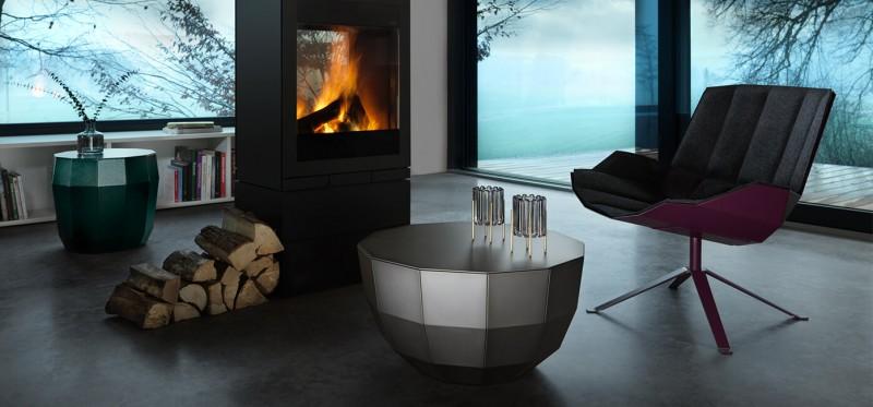 Müller Möbelfabrikation Martini Chair Loungesessel