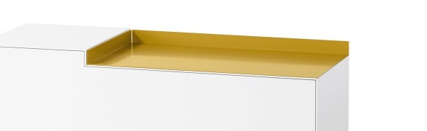 Piure NEX PUR BOX Aufsatz gold