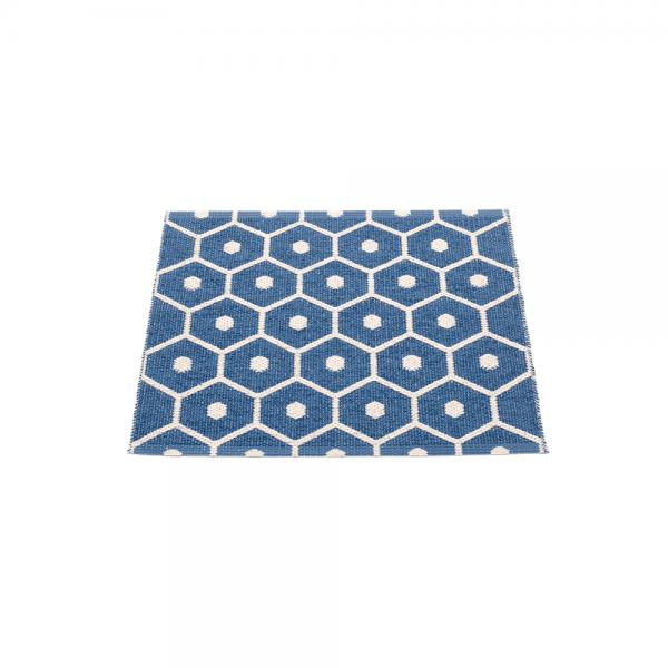 Pappelina Hony Denim 70x60 Teppich & Badvorleger denim