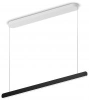 Occhio Mito Volo Linear 100 Up wide Pendelleuchte schwarz