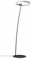Occhio Mito Raggio 60 Wide Air-Steuerung Stehleuchte gold matt