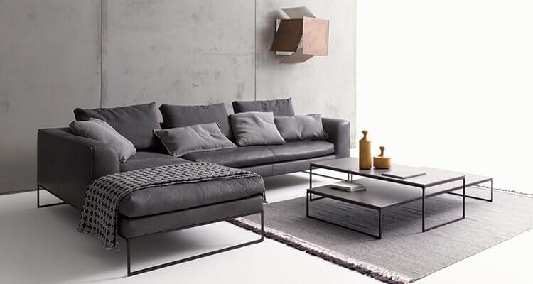 Wohnzimmer Objekteinrichtung