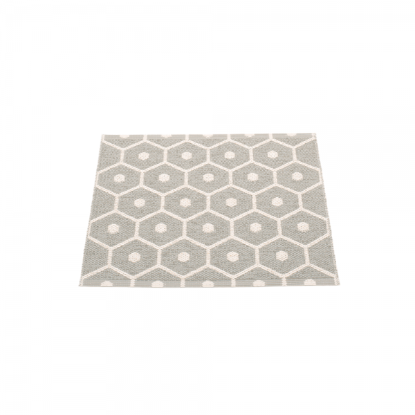 Pappelina Hony Warm Grey 70x60 Teppich & Badvorleger grau