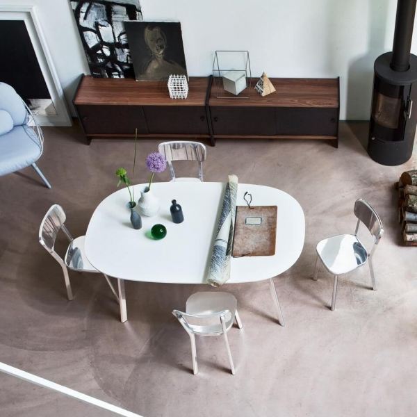 Magis Design Déjà-vu Aluminium-Stuhl