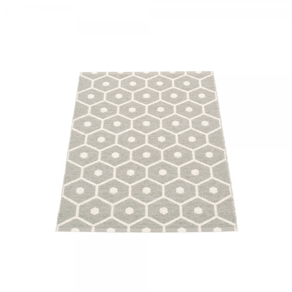 Pappelina Honey Warm Grey 70x100 Teppich & Badvorleger grau