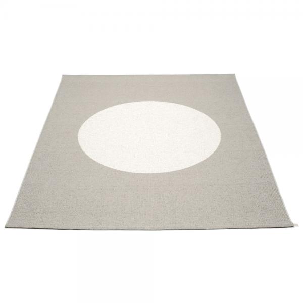 Pappelina Vera ONE Warm Grey 180x230 Teppich & Badvorleger grau