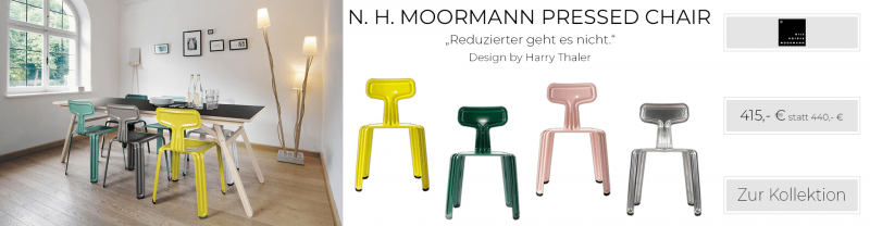 Nils Holger Moormann Pressed Chair