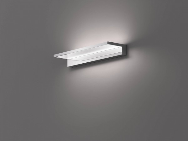 Serien Lighting CRIB Wall LED Chrom Wandleuchte