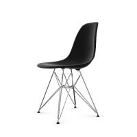 Vitra Eames Plastic Side Chair DSR (neue Höhe) basic dark