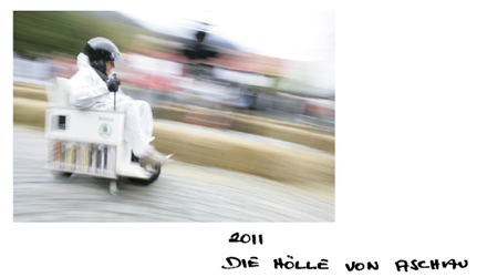 2010 Die Hölle von Aschau von Nils Holger Moormann