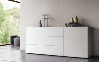 Piure NEX PUR BOX Sideboard 180 x 773 x 48 cm weiss