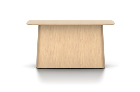 Vitra Wooden Side Table Beistelltisch gross Eiche natur
